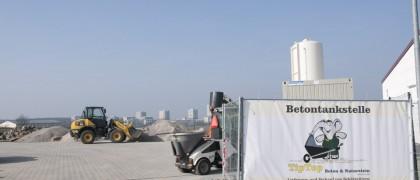 tiptop gmbh beton natursteinhandel gmbh mainz hechtsheim frischbeton schuttg ter. Black Bedroom Furniture Sets. Home Design Ideas